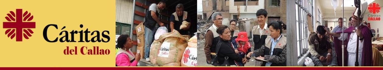 """<a href=""""http://caritasdelcallao.blogspot.com/"""">Cáritas del Callao</a>"""