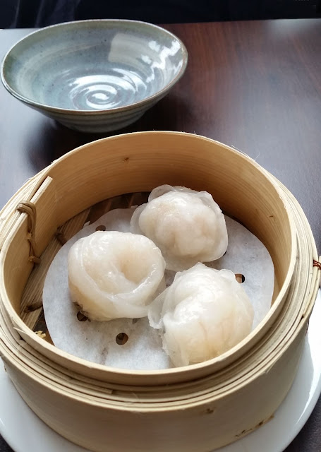 Block 7, yum cha, Camberwell, scallop dumplings