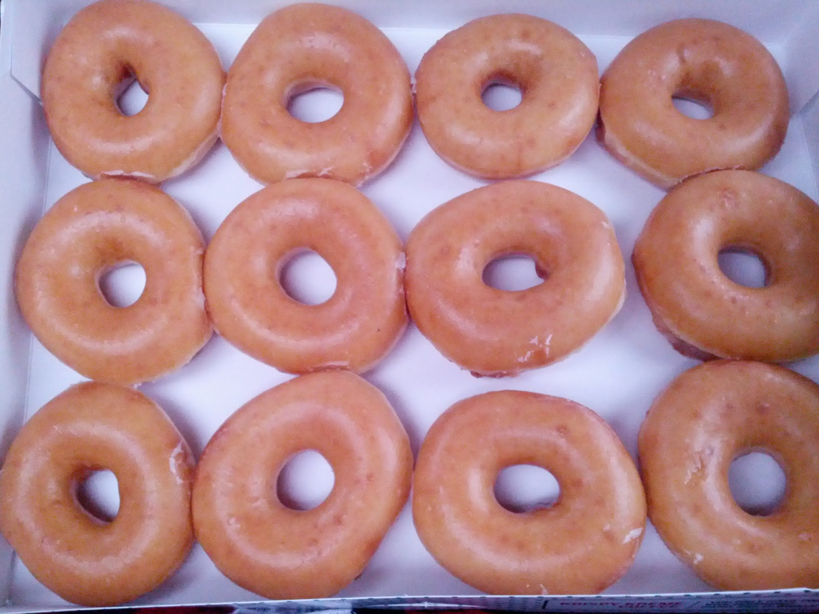 Vanbrosia krispy kreme in delta drivethrough for Mosquito donuts
