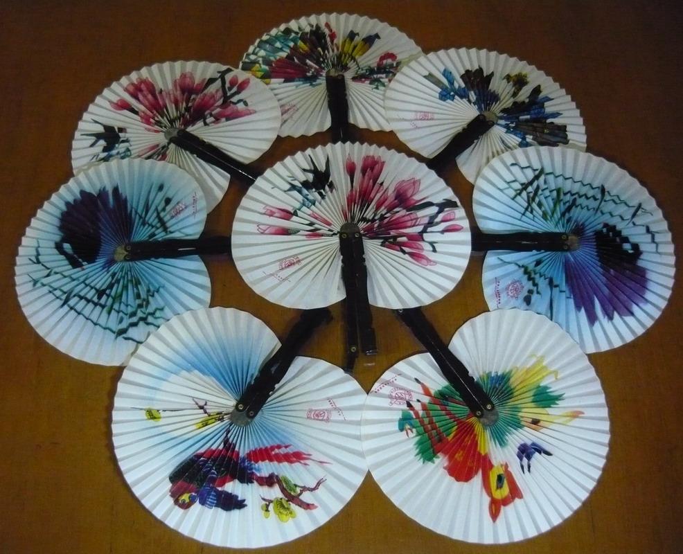 ... seni orang orang CHINA, dengan komposisi warna gambar yang menarik