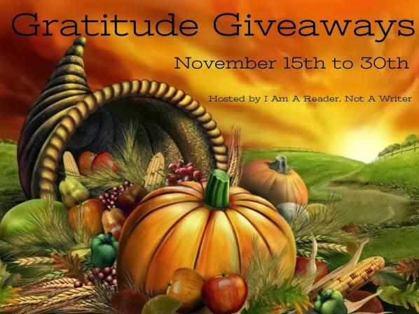 Gratitude Giveaway Blog Hop