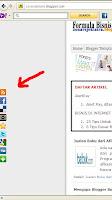 hasil tombol social bookmark melayang