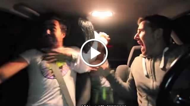 Video Prank hantu yang dasyat