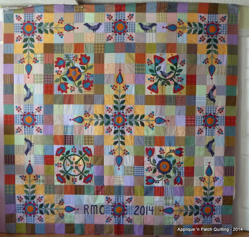 Applique 'n Patch Quilting: Promise of Spring & Lancaster quilt show : lancaster quilts - Adamdwight.com