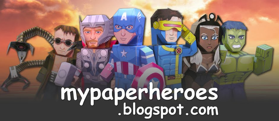 My Paper Heroes