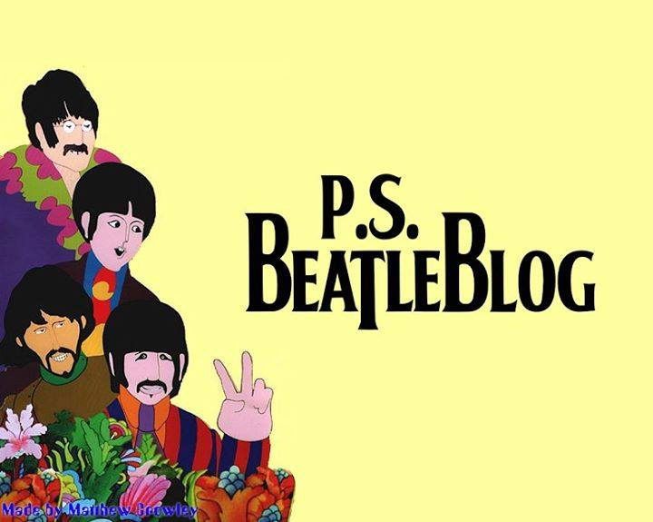 P.S.BeatleBlog