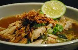 Resep praktis dan mudah membuat (memasak) masakan khas soto ayam Madura enak, lezat