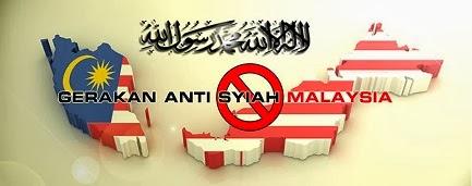 Gerakan Anti Syiah Malaysia