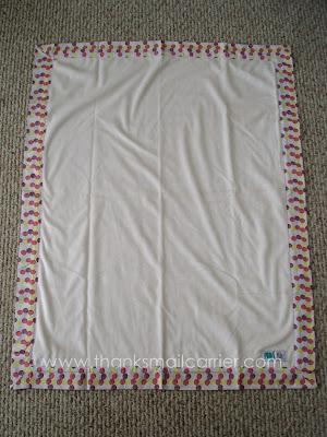 Lille luxury blanket