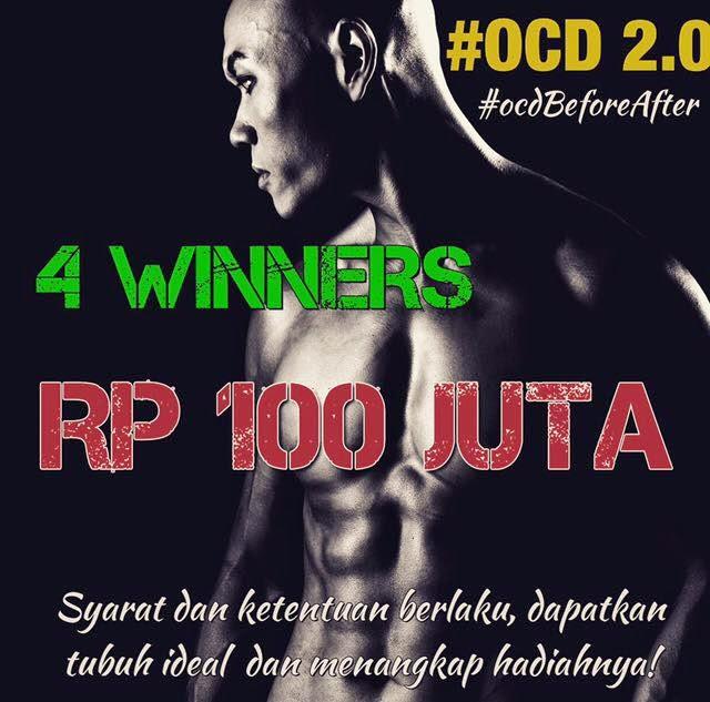 Tantangan Diet OCD 100 Juta Rupiah