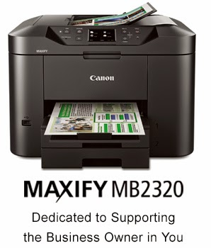 Canon MAXIFY MB2320 Driver for Mac