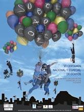 VII EDICION SUBETE AL CORTO 2011 Organizado por APCA