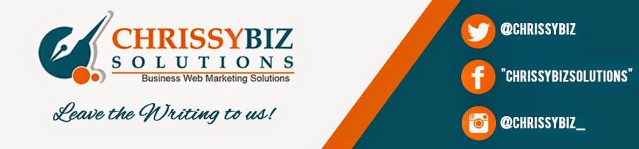 ChrissyBiz Solutions Blog ©