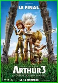 Arthur y los Minimoys 3 (2010) [3GP-MP4]