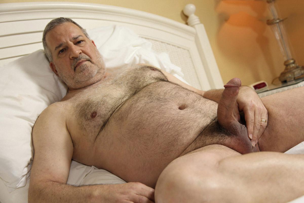 Coroas Maduros Ursos Gay