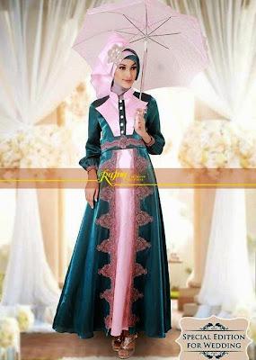baju muslim sifon murah