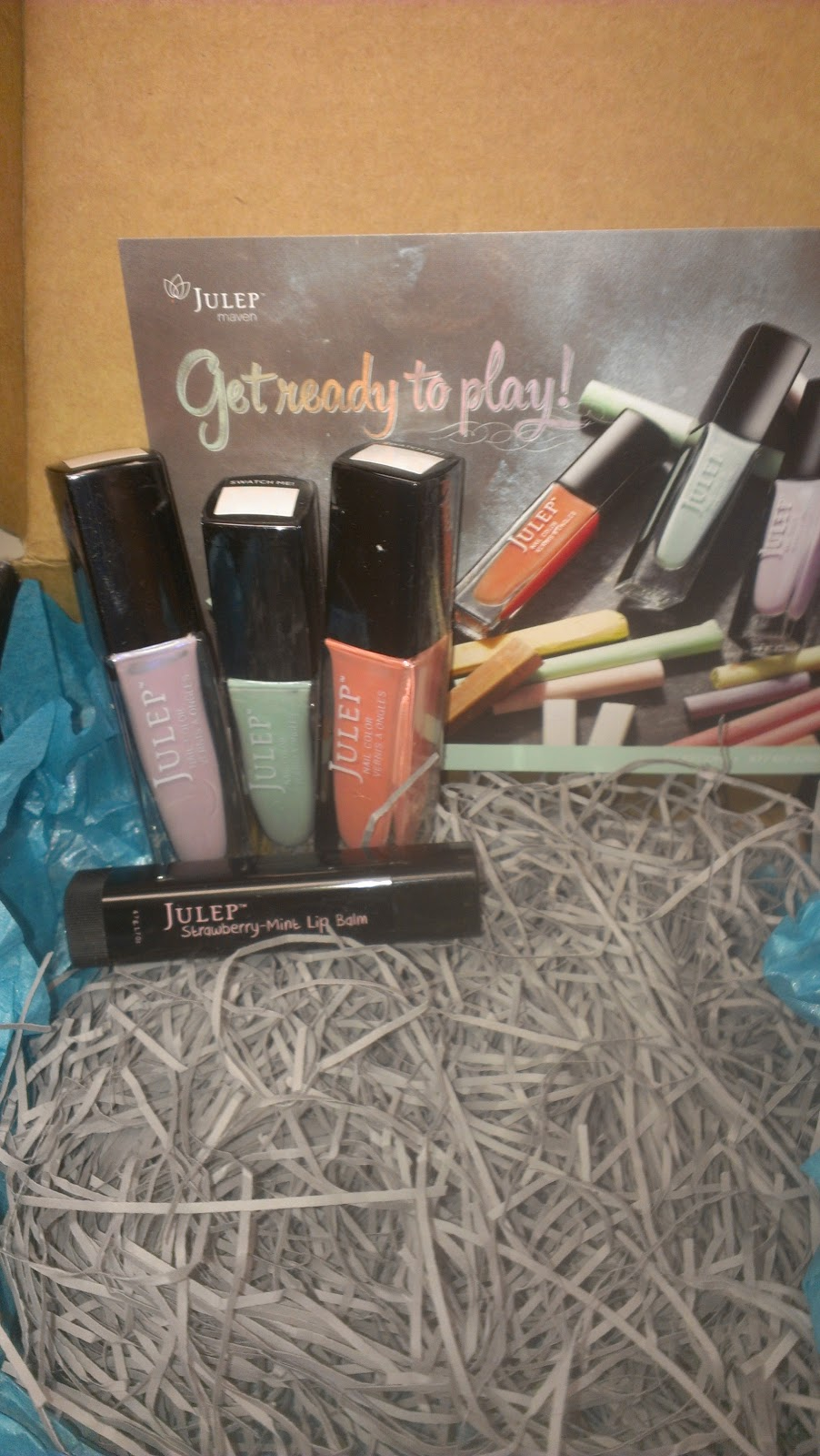 Julep's It Girl March 2013