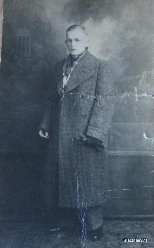 Mein Opa Ewald 1936