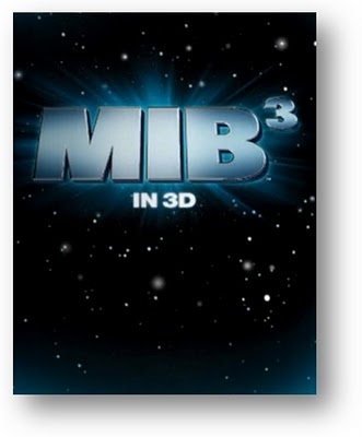 Men in Black 3 in 3D - Hollywood Movies to Watch