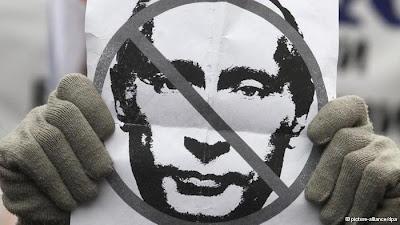 Protestos contra candidatura de Putin despertaram sociedade civil russa