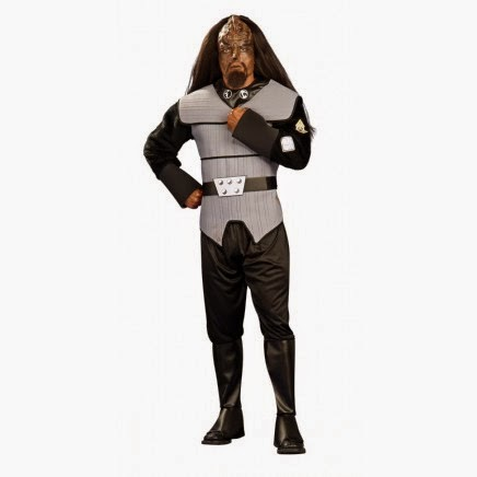 Disfraz de Klingon