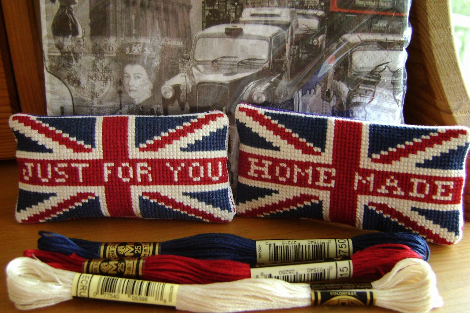 Union Jack Sachets