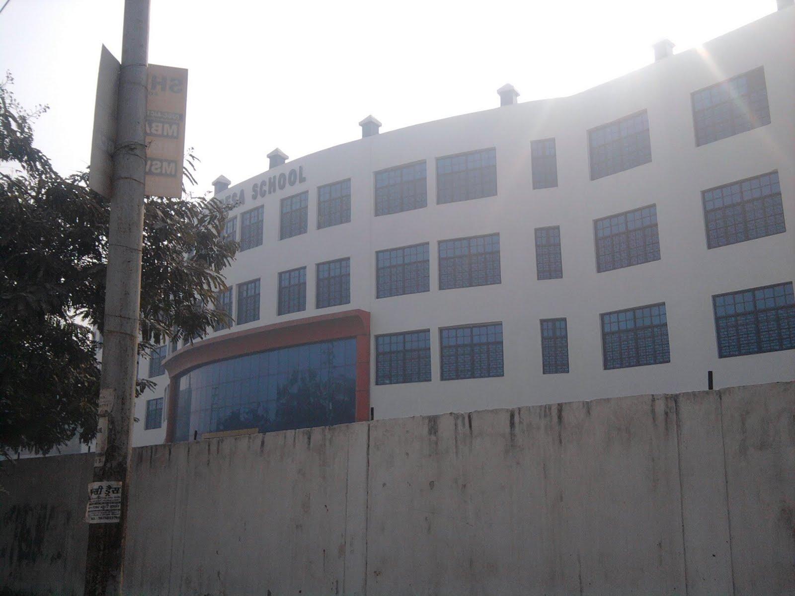 ST. TERESA SCHOOL INDIRAPURAM