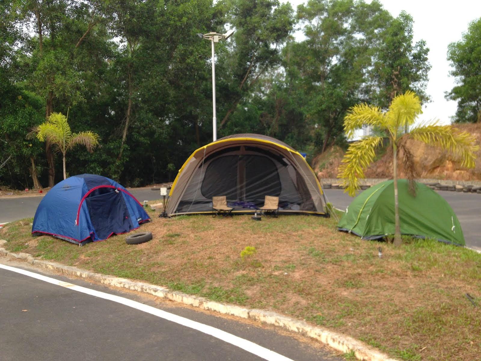 Shady Tents