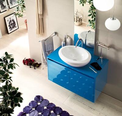 decoración de baños lavabos