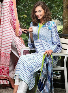 Lakhany Silk Mills 2014 ladies dresses