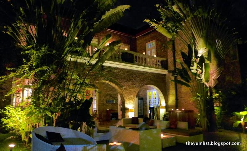 Le planteur restaurant and lounge yangon myanmar the
