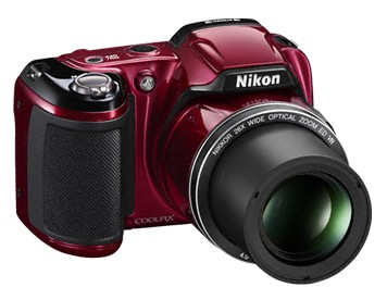 Nikon Coolpix L810 161 megapiixel camera price in India Nikon L