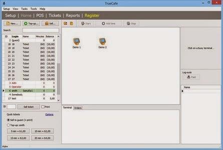 Truecafe 6 0 client patch