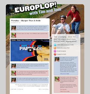 Sharper Than A Knife reviewed on Europlop!