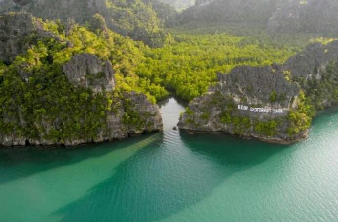 sungai kilim nature park langkawi