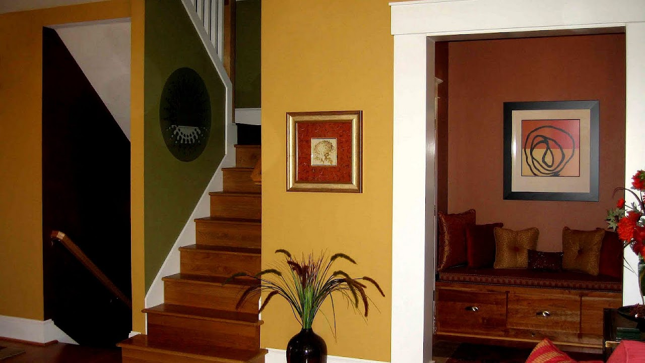 Painting House Interior Color Schemes
