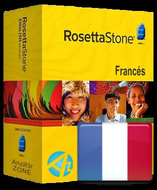 Descargar Frances Rosetta Stone