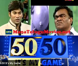 Babu Mohan in Omkar's 50-50 :16th Jun