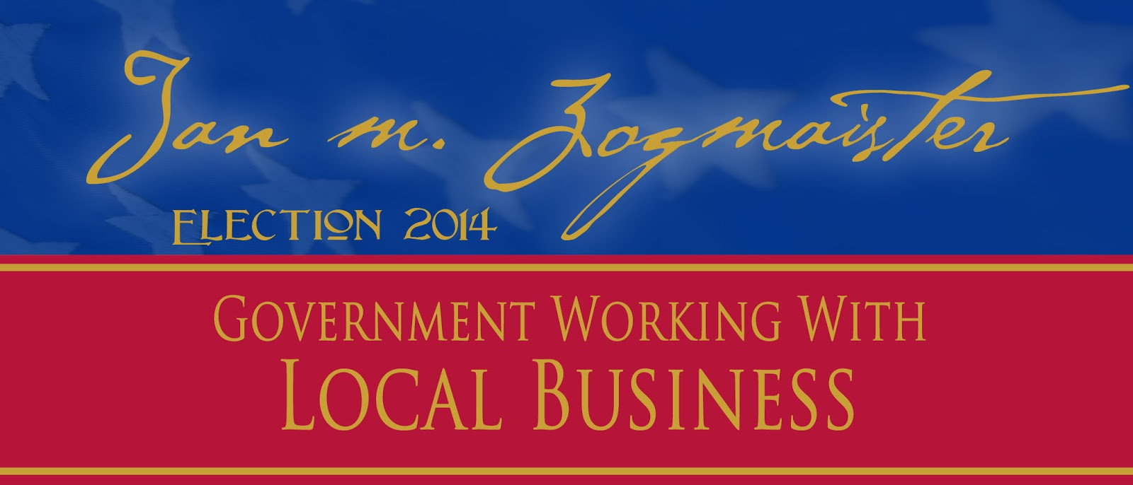 Government Working with Local Business