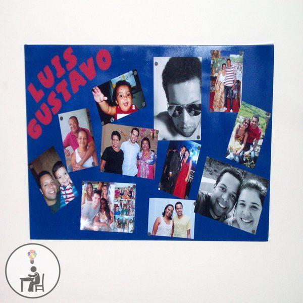 atelier wesley felicio, artesanato, crafts, handmade, feito à mão, painel de fotos, mural de fotos, fotografia, customizando, decorando, eva, tinta spray