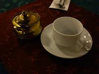 Tea Cup and Sugar bowl