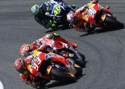 Video MotoGP Assen dalam Angka