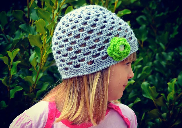 free crochet pattern autumn hat