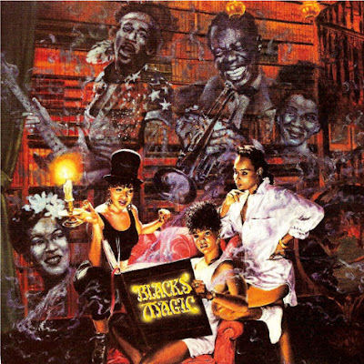 Salt-N-Pepa – Blacks' Magic (CD) (1990) (FLAC + 320 kbps)