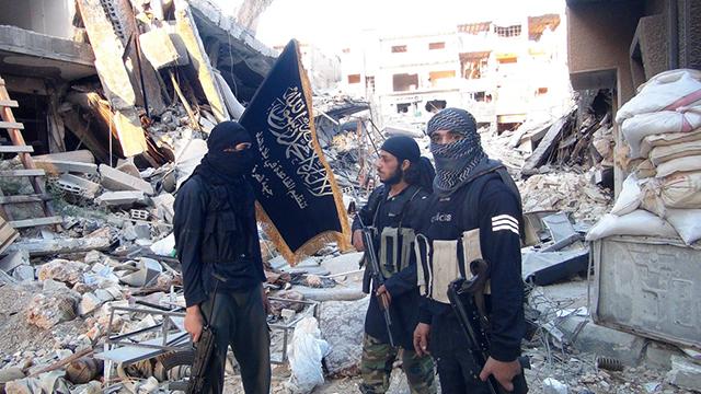 Mujahidin Berhasil Rebut Salah Satu Sektor Kamp Yarmuk
