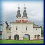 Элегия Ферапонтова монастыря: северный покой и древние фрески дионисия.