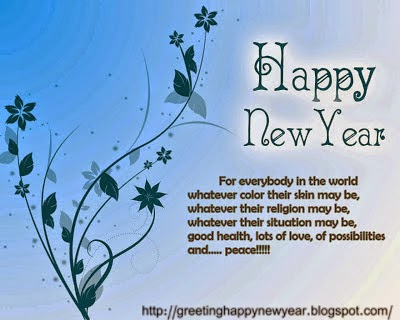 Top Class New Year Quotes 2015 – Latest Greeting Pictures