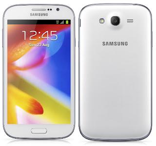 Samsung Galaxy Grand - Ponsel Android Jelly Bean Layar 5 Inch - Berita Handphone