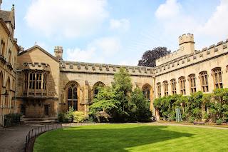 Storbritanien Oxford
