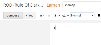 Cara Merubah Nama Url blog_page Sesuai Judul